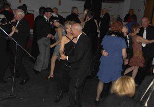Dancing at 2014's Speakeasy.