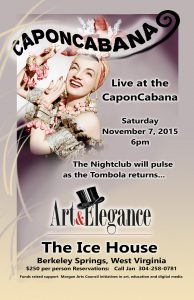 Live at the CaponCabana