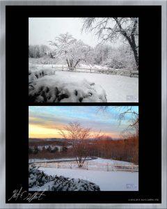 Winter Scenes.