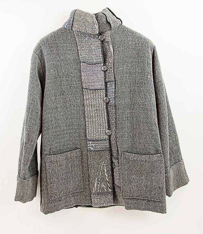 Kim Potter, Handwoven Jacket