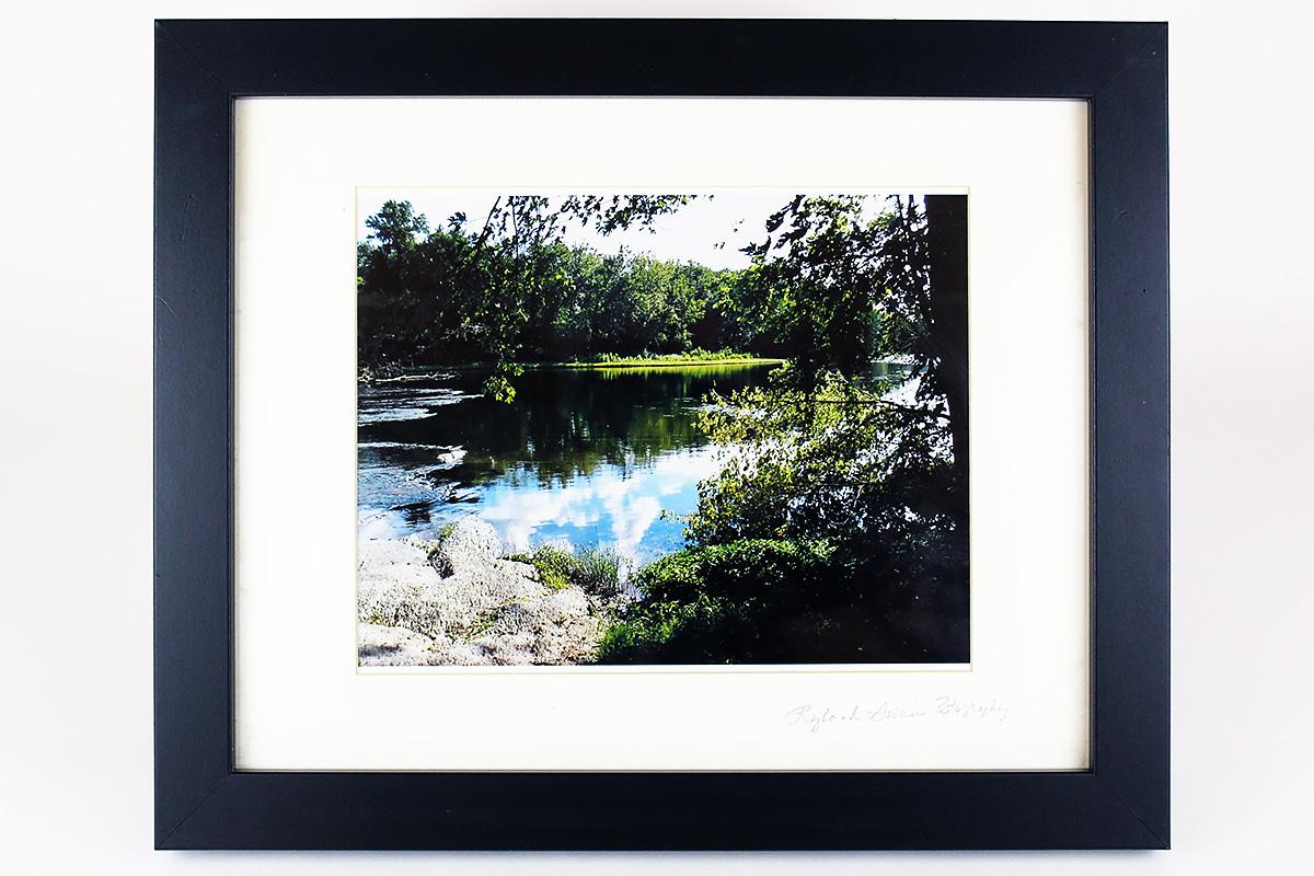 Ryland Swaim, Woodland Stream, Photograph