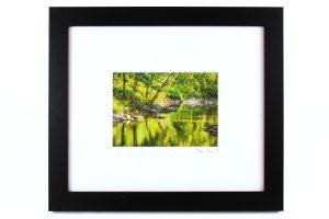 Stan Oaks, Stream, Framed Photograph