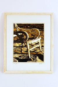 Marla Carr, Framed Chair Photo