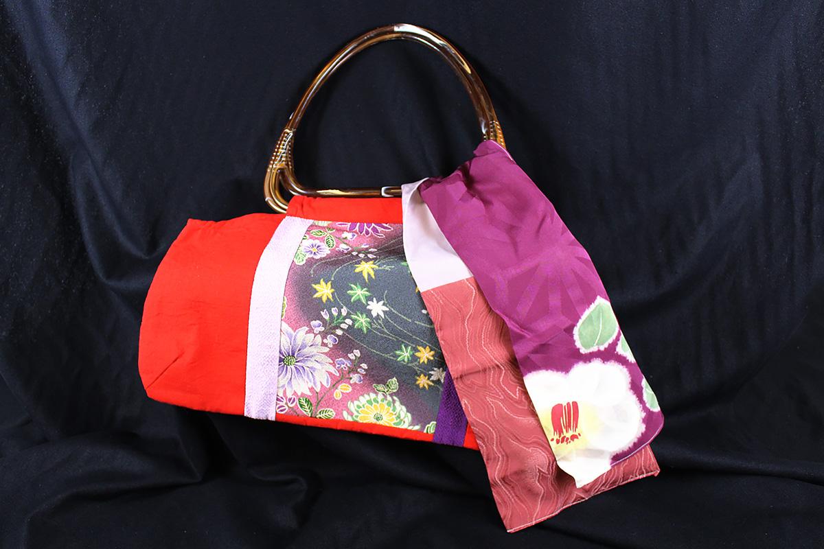 Hiroko Rubin, Japanese Handbag & Scarf