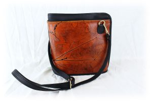 Mountain Laurel Gallery, Handmade Leather Purse