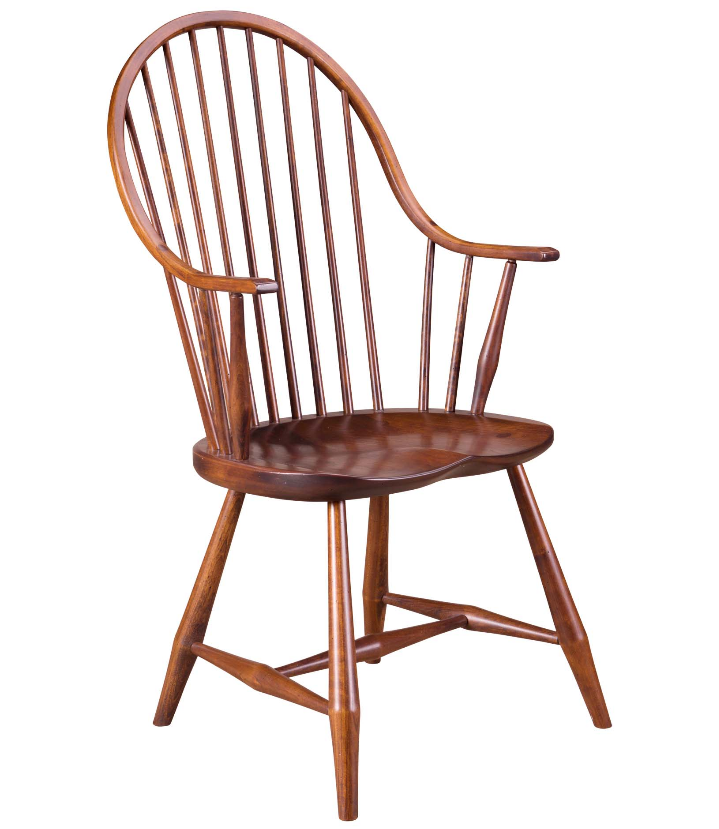 Gat Creek - Long Island WindsorChair