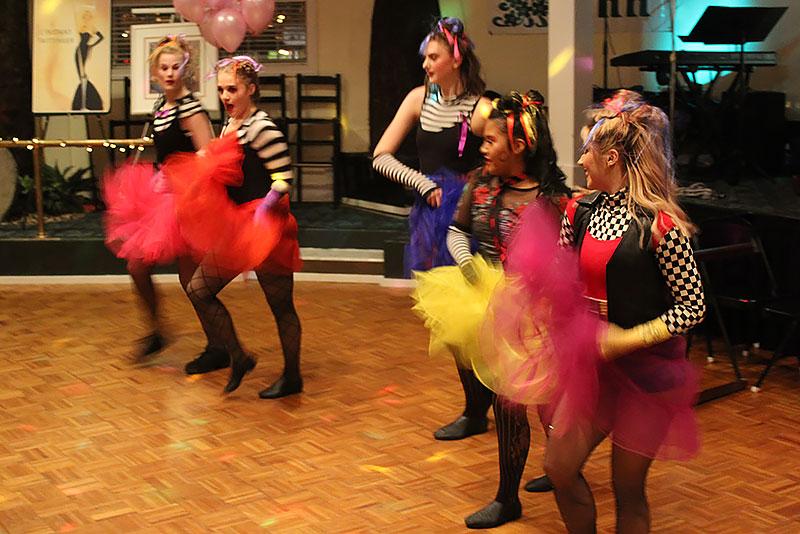 "Parisian Dance Revue ""Rhythm of the Night"" by Arts Triumphant Dance Theatre."